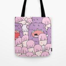 we love tits Tote Bag
