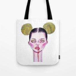 Miley C Tote Bag