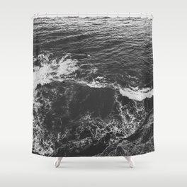 OCEAN WAVES II Shower Curtain