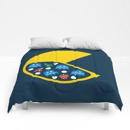 8-Bit Breakfast Comforters