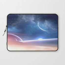A world untouched Laptop Sleeve