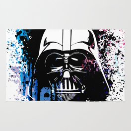 DARTH  ART #1 Rug
