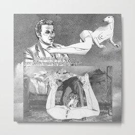 The constellation erotique 2701 Metal Print