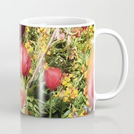 Flower Schadows Coffee Mug