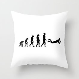 Evolution Rugby #4 - Try Throw Pillow