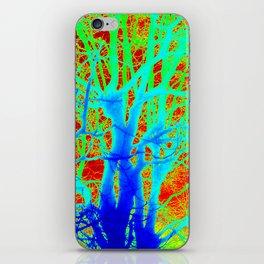 Thermal art 200 iPhone Skin