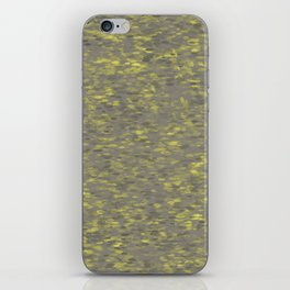 Dots Gray iPhone Skin