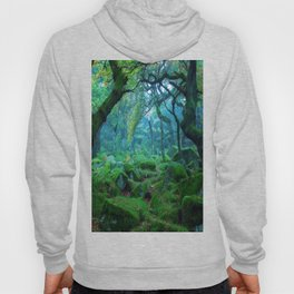 Enchanted forest mood Hoody