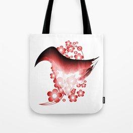 Fantasy bird Tote Bag