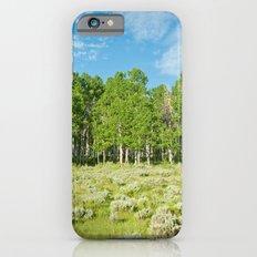 Summer skies Slim Case iPhone 6s