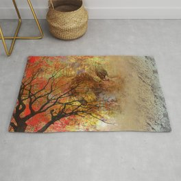 The Warm Side of Life Rug