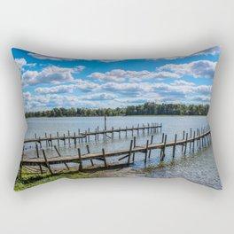 Buckeye Lake Rectangular Pillow