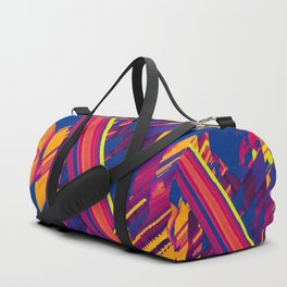 Nuance Crossed Duffle Bag