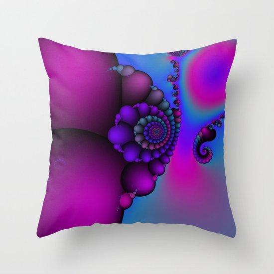 Perpetual Bliss Throw Pillow
