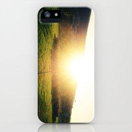 SENSE OF HOPE iPhone Case