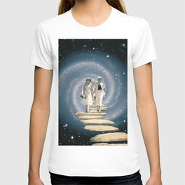 Leaving the Milky Way T-shirt