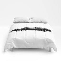 Exotic Sportscar Design by Bruce Gray Comforters