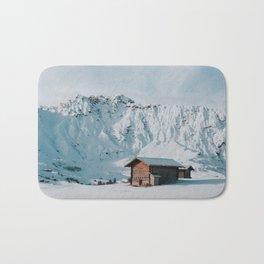 Hello Winter - Landscape and Nature Photography Bath Mat