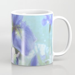 Imagine - Fantasy iris fairies Coffee Mug