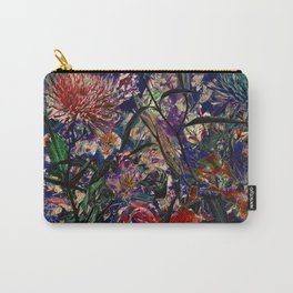 FLOWERS 9263 Carry-All Pouch