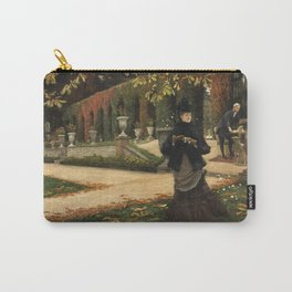 James Tissot - The Letter Carry-All Pouch