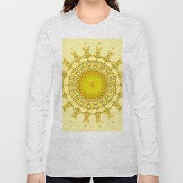 Sunshine Mandala Long Sleeve T-shirt