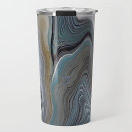 Agate Art Travel Mug