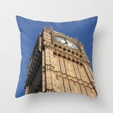 Big Ben, London (2012) Throw Pillow
