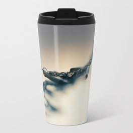 Broken fence Travel Mug