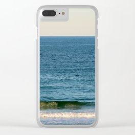 Amazing View Clear iPhone Case