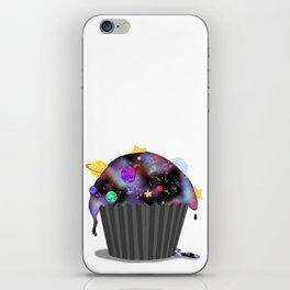 Galaxy Cupcake iPhone Skin