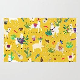 Alpacas & Maracas  Rug
