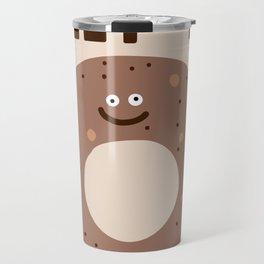 Pleased to wheet you Travel Mug