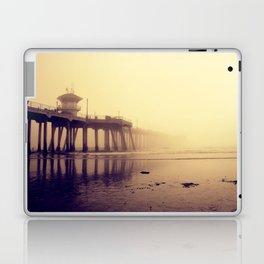 Huntington Beach Pier Laptop & iPad Skin