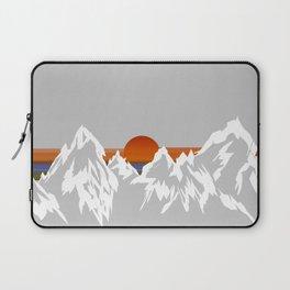 Sunset in the Appalachian Mountains Laptop Sleeve
