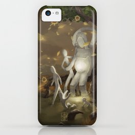 The Sun iPhone Case