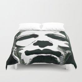 Michael Duvet Cover