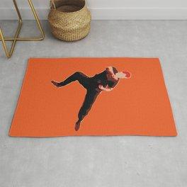 Kung Fu Steve 2 | Digital Art Rug