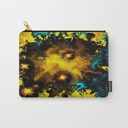 Deceiving Conflict Carry-All Pouch