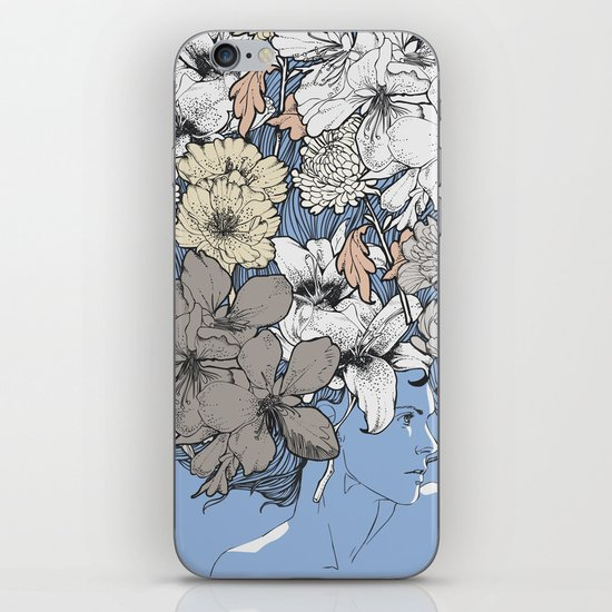 INSIGHT BLOOM iPhone & iPod Skin