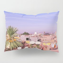 Marrakech Rooftop Pillow Sham