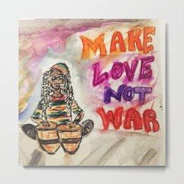 Marley, Man Metal Print