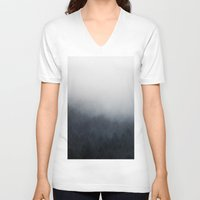 marina and the diamonds V-neck T-shirts featuring All Over by Tordis Kayma