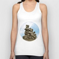 angels Tank Tops featuring Angels by Design Windmill