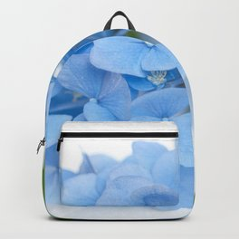 Blue Hydrangeas #1 #decor #art #society6 Backpack
