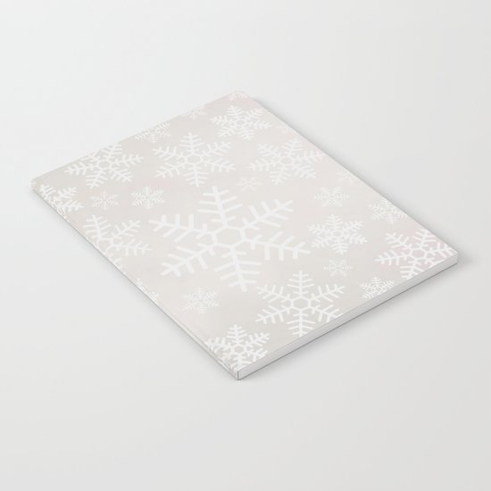 Winter Wander Notebook