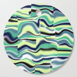 Abstract pattern 155 Cutting Board