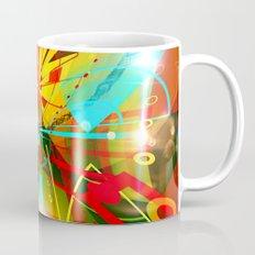 Mystery of golden mask Mug