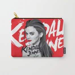 Kendall Jenner Carry-All Pouch