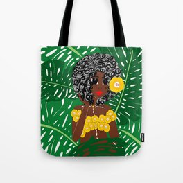 Tropical Gal Tote Bag